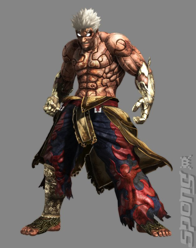Ficha de 'Tidus _-Asuras-Wrath-PS3-_