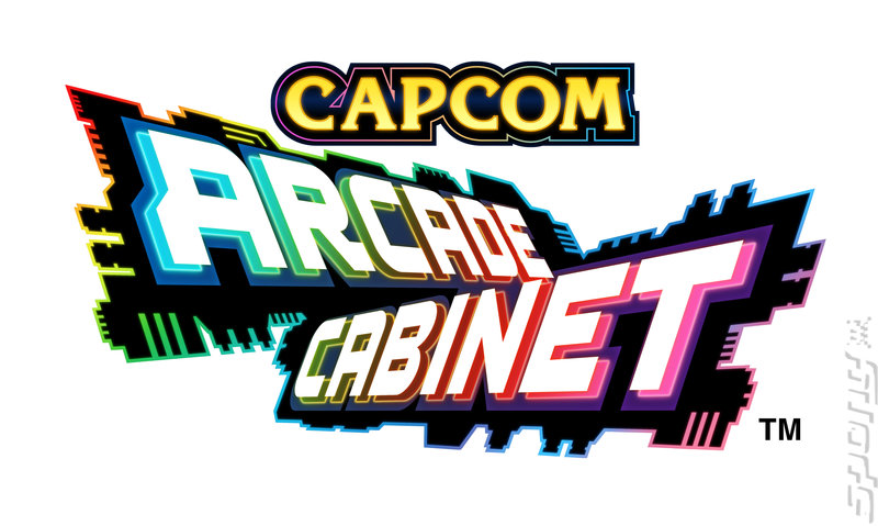 Capcom Arcade Cabinet - PS3 Artwork