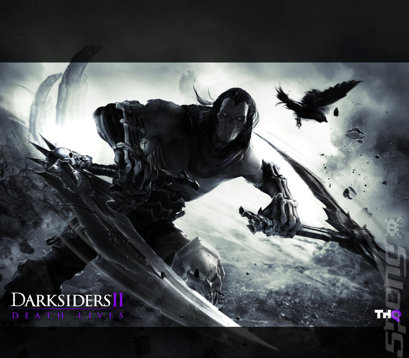 Darksiders II - PS4 Artwork