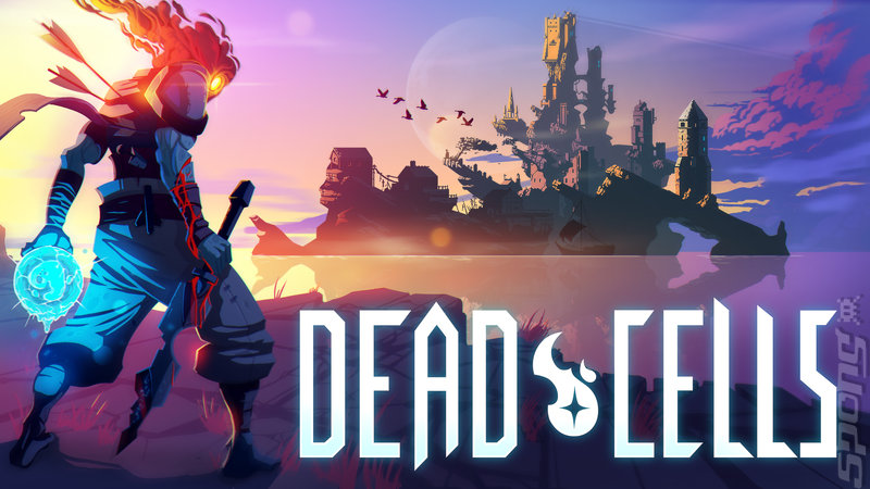 Dead Cells - PS4 Artwork