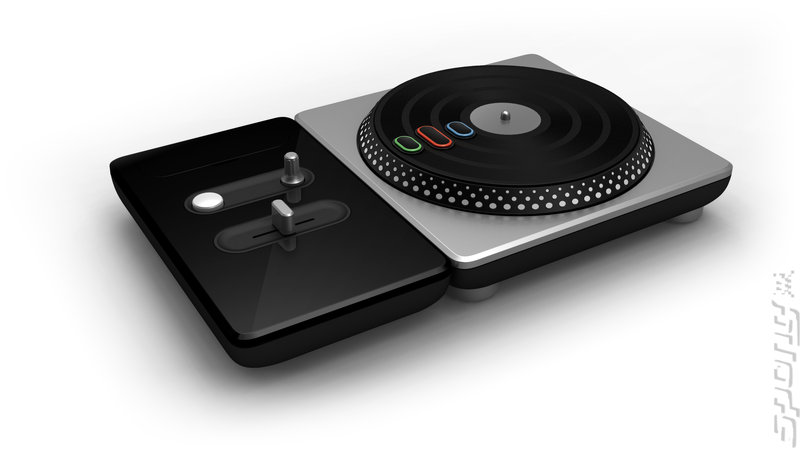 DJ Hero - PS3 Artwork