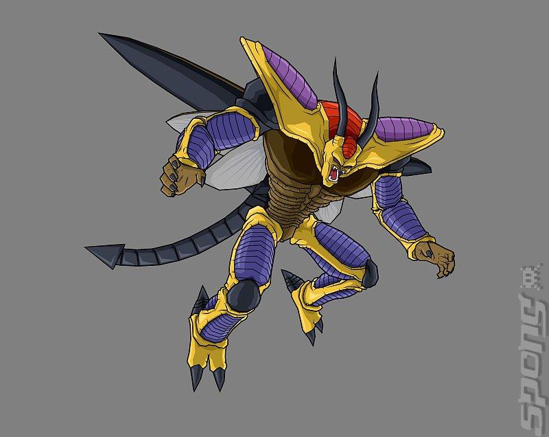 Artwork images: Dragon Ball Z: Budokai Tenkaichi 3 - PS2 (2