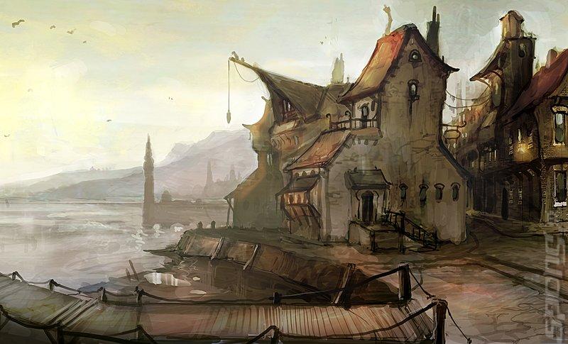 Dreamfall: The Longest Journey - Xbox Artwork