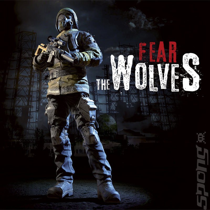 Fear The Wolves - PS4 Artwork