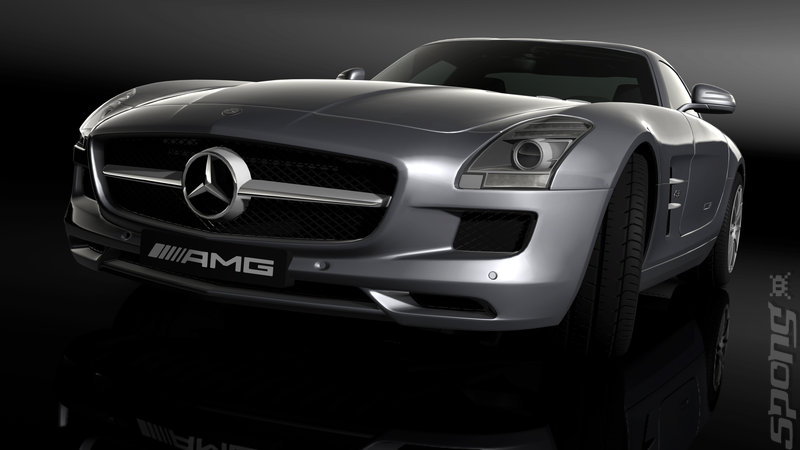 Gran Turismo 5 - PS3 Artwork