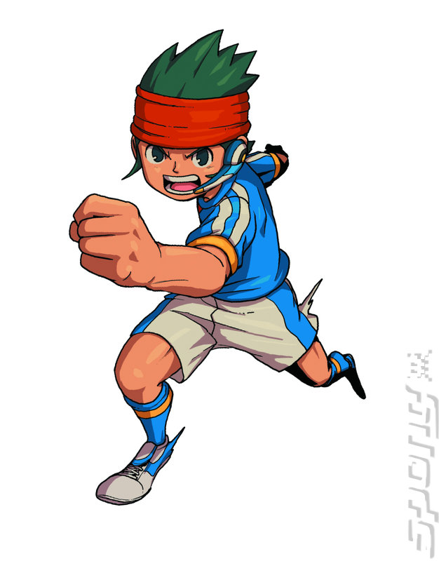 Images inazuma eleven 3 team ogre attacks 3ds 2ds 9 of 11