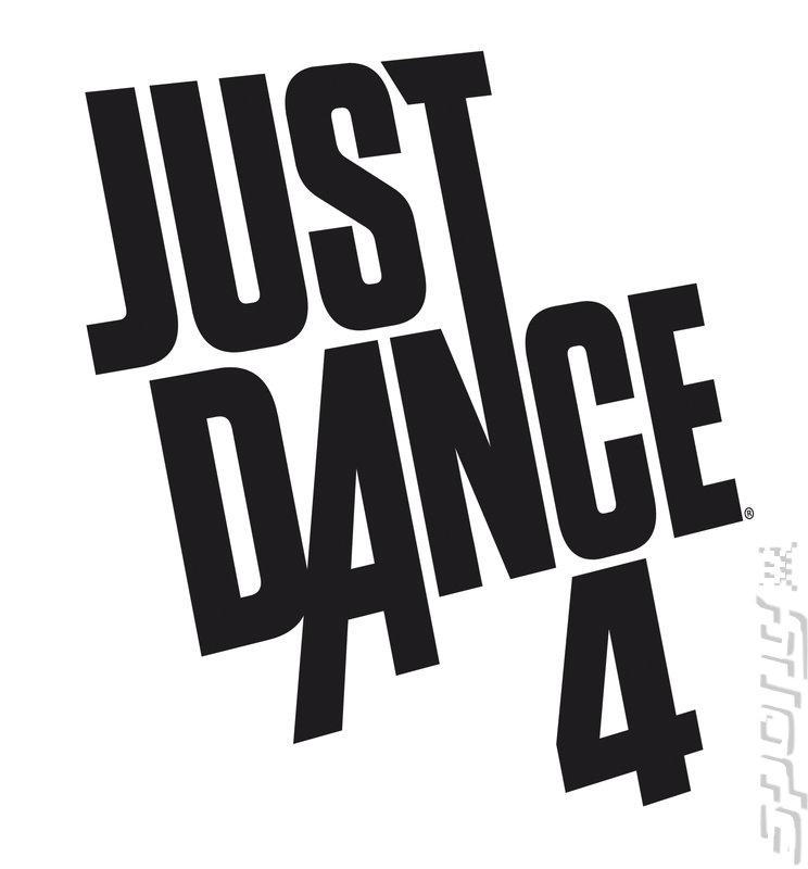 Just Dance 4 - Wii U Artwork