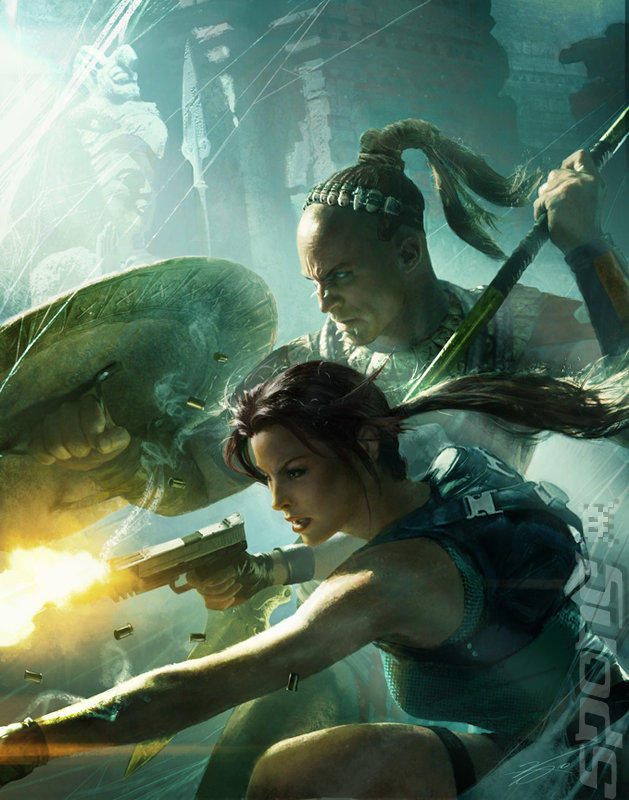 Lara Croft and the Guardian of Light - Xbox 360 Artwork