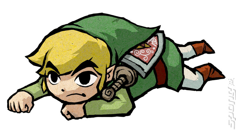 how to catch q fish in wind waker