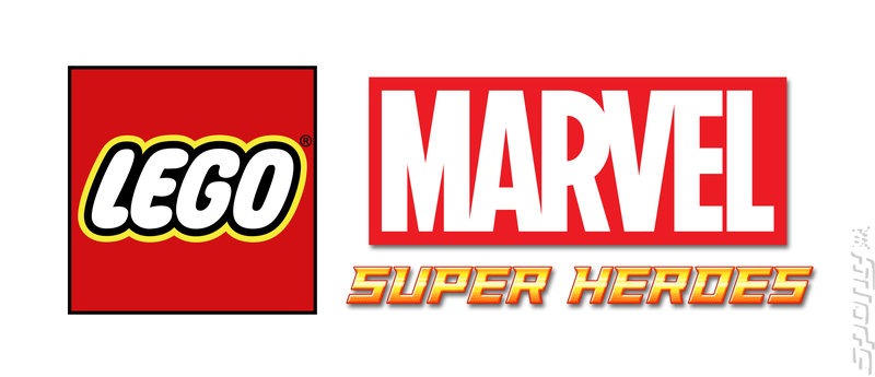 LEGO Marvel Super Heroes - Wii U Artwork
