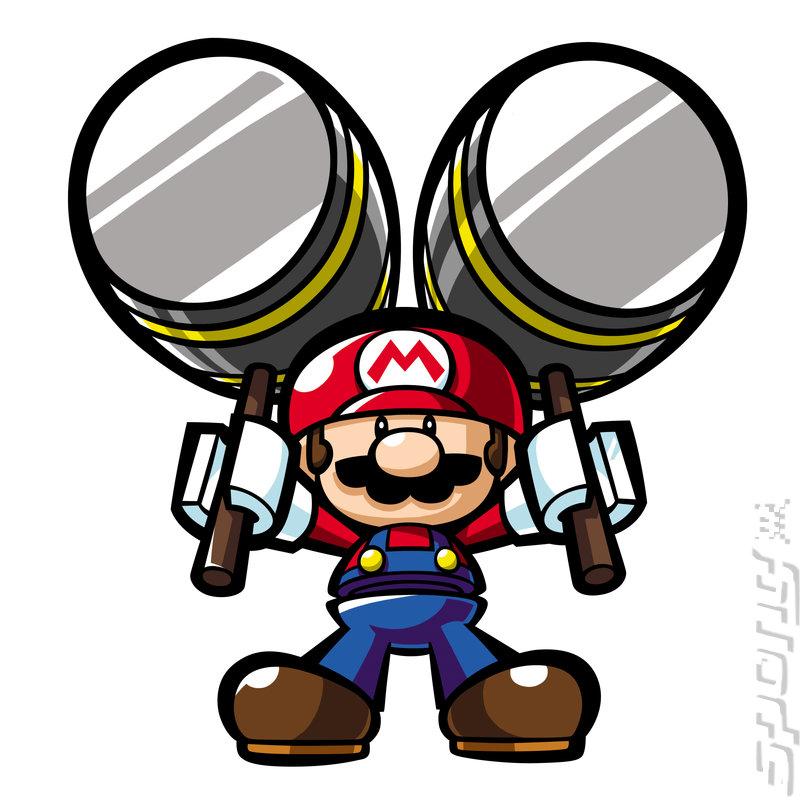 Mario Vs Donkey Kong Ds