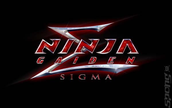 Ninja Gaiden Sigma - PS3 Artwork