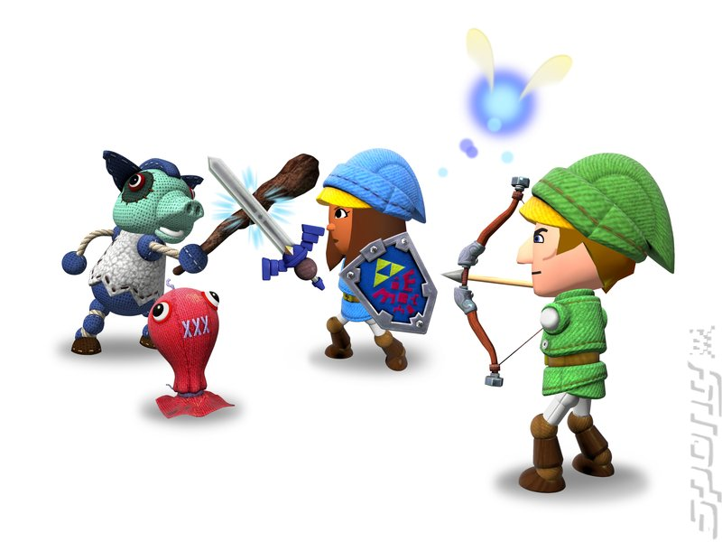 John Pickford on the Wii U Editorial image
