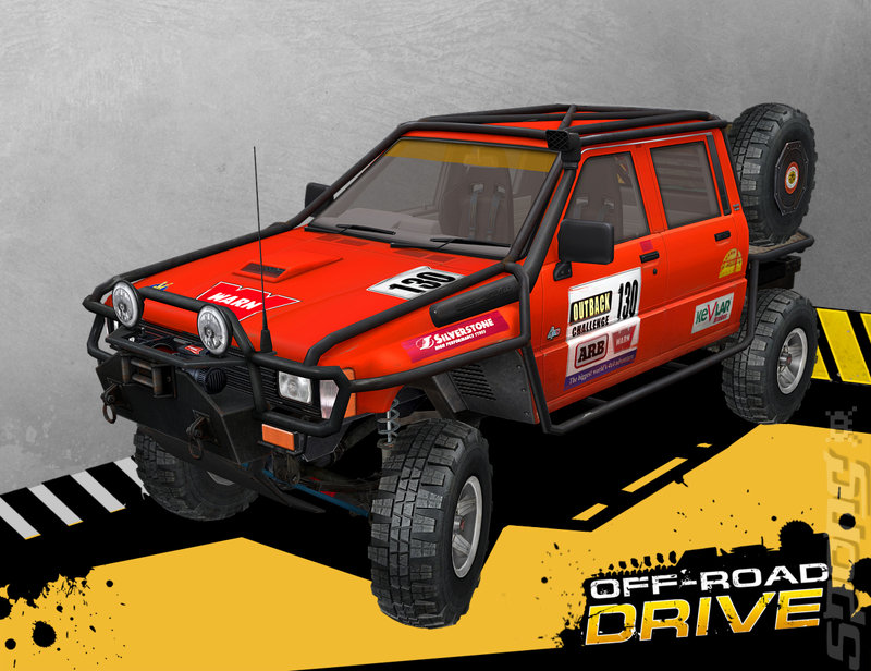 Off Road Drive Pc