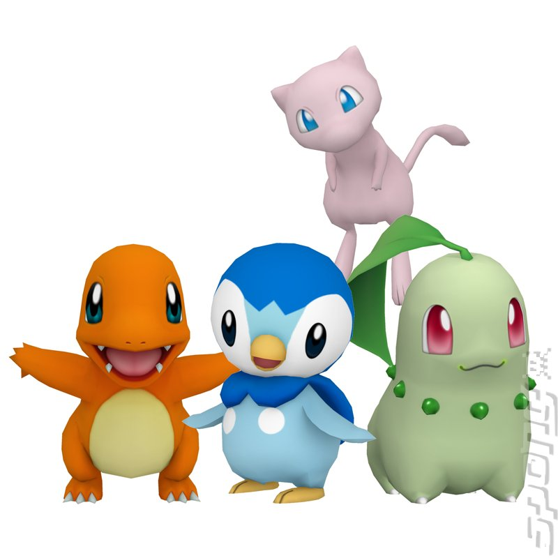 Artwork Images: PokePark Wii: Pikachu's Adventure