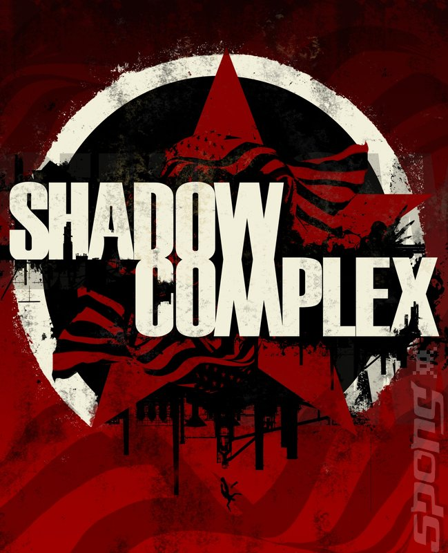 Shadow Complex - Xbox 360 Artwork
