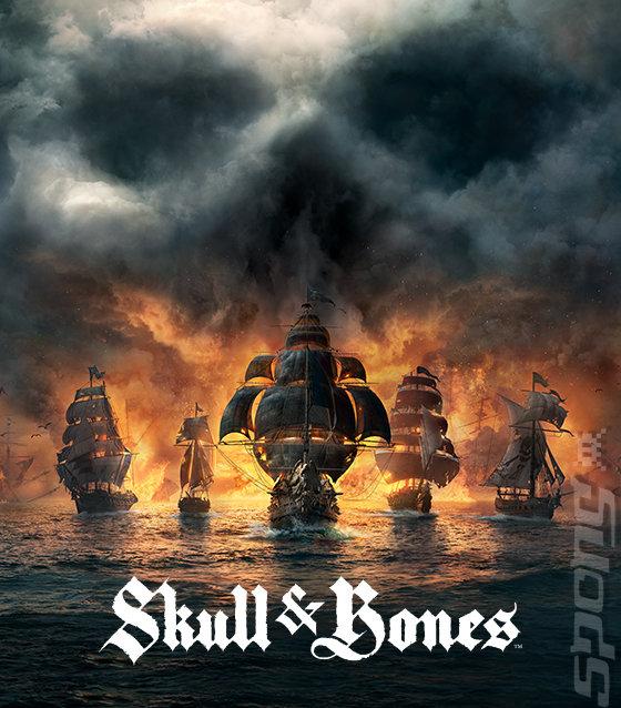 Skull & Bones - PS4 Artwork