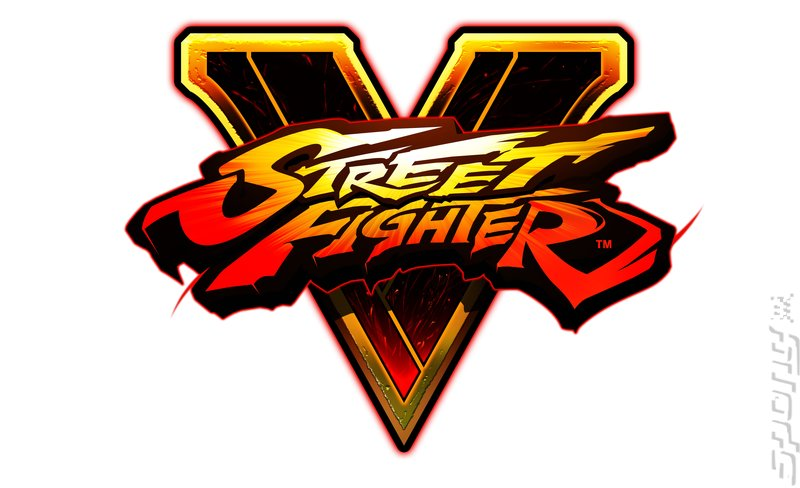Street Fighter V - PS4 Artwork