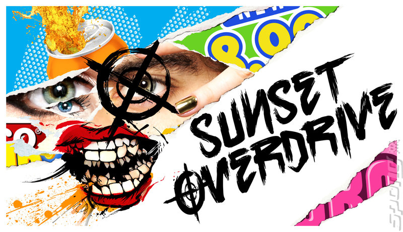 Sunset Overdrive - Xbox One Artwork