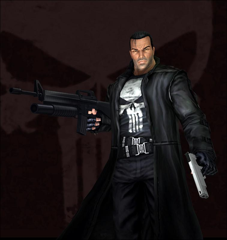 New Punisher Game Xbox 360