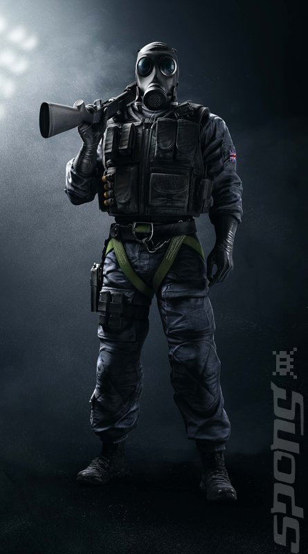 Tom Clancy?s Rainbow Six: Siege - PC Artwork