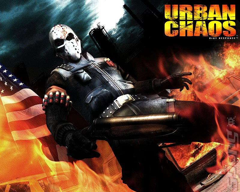 Urban chaos riot response pc cheats