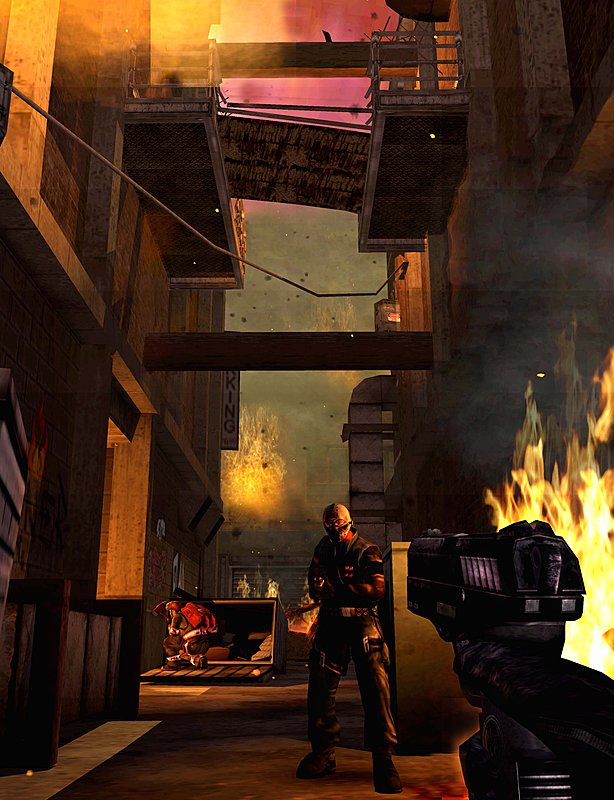 Artwork images: Urban Chaos: Riot Response - Xbox (14 of 14)