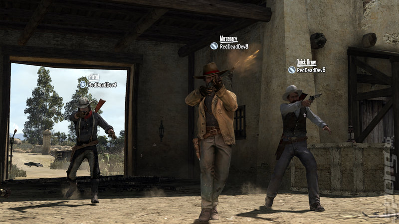 Red Dead Redemption: Legends & Killers Editorial image