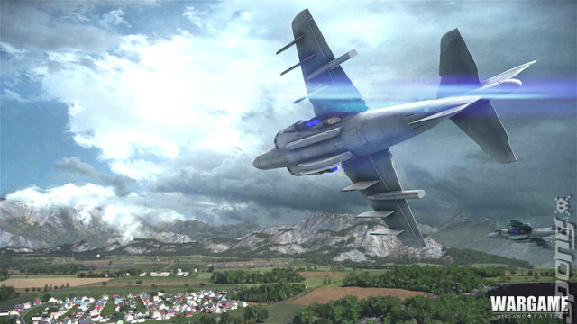 Wargame: AirLand Battle Editorial image