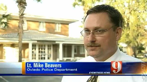 Lt. Beavers, on the case. Stop laughing at the back
