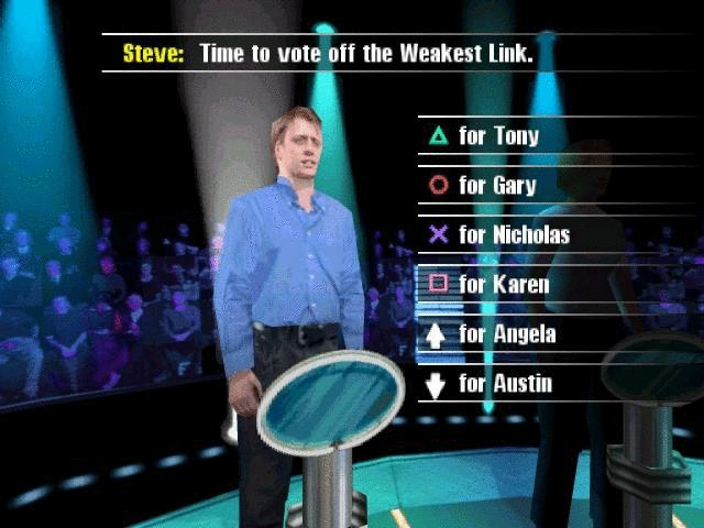 related images for weakest link first look   1 of 6