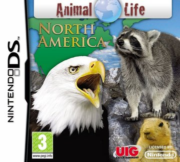 Animal Life: North America - DS/DSi Cover & Box Art
