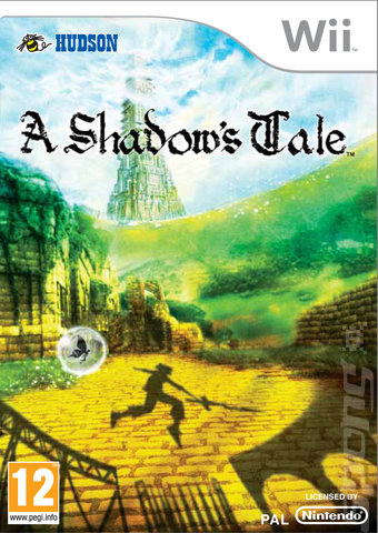 A Shadow's Tale - Wii Cover & Box Art