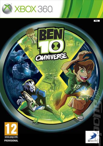 Ben 10 : Omniverse XBOX360-COMPLEX