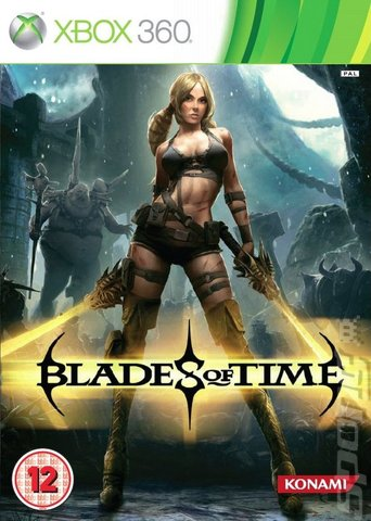 Blades of Time - Xbox 360 Cover & Box Art