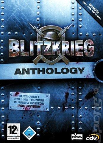 Blitzkrieg: Antologia (2005) + spolszczenie