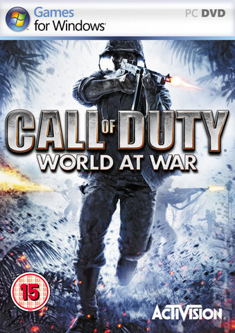 Call of Duty: World at War - PC Cover & Box Art