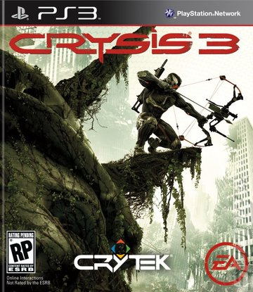 Covers & Box Art: Crysis 3 - PS3 (4 of 4)