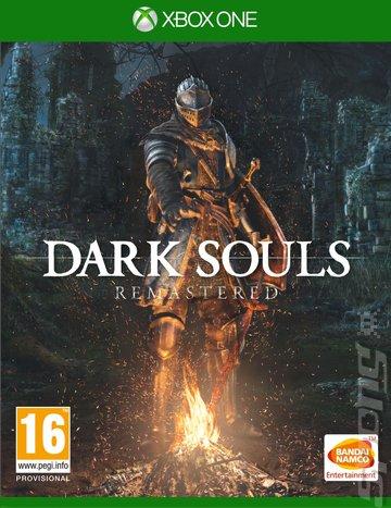 Dark Souls: Remastered - Xbox One Cover & Box Art