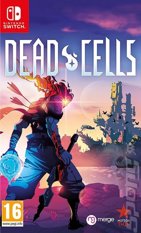 Dead Cells - Switch Cover & Box Art