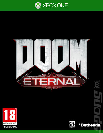 Doom Eternal - Xbox One Cover & Box Art