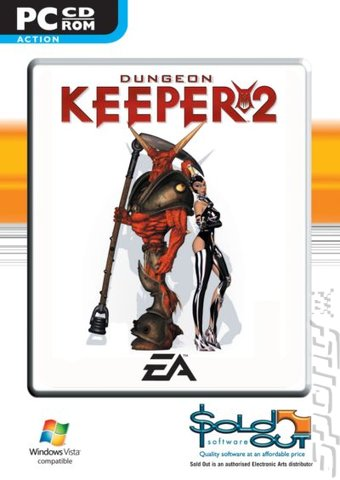Dungeon Keeper 2 PC   Dungeon Keeper 2   Silver Edition PC Download