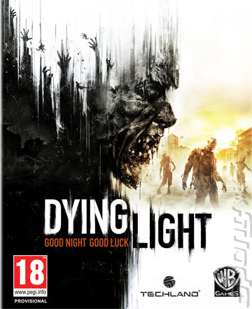 Dying Light - PS3 Cover & Box Art