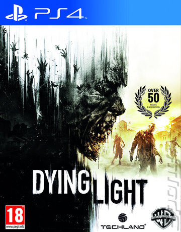 Image result for Dying Light PS4 boxart