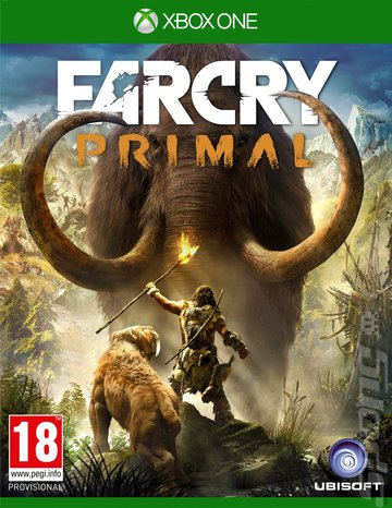 Far Cry Primal - Xbox One Cover & Box Art