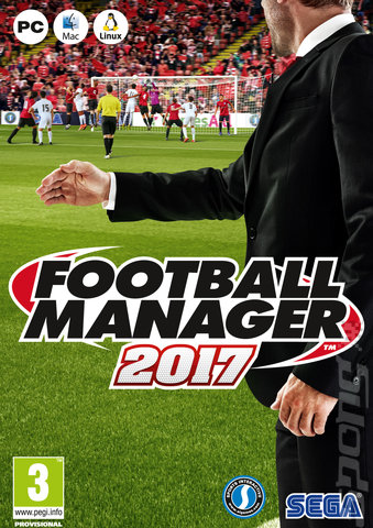 Football Manager 2017 - PC Cover & Box Art