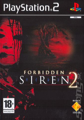 Covers Box Art Forbidden Siren 2 Ps2 1 Of 2