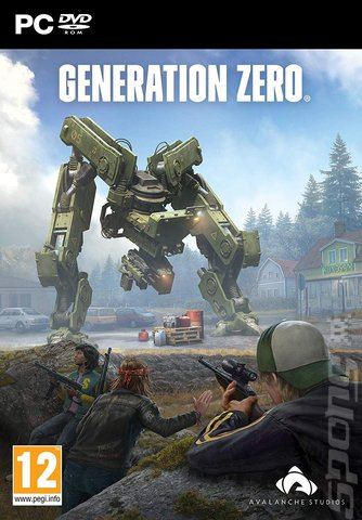 Generation Zero - PC Cover & Box Art