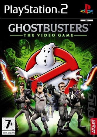 GhostBusters Xbox Ps3 Pc jtag rgh dvd iso Xbox360 Wii Nintendo Mac Linux