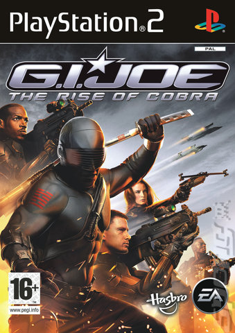 G.I. Joe: The Rise of Cobra Xbox Ps3 Ps4 Pc jtag rgh dvd iso Xbox360 Wii Nintendo Mac Linux